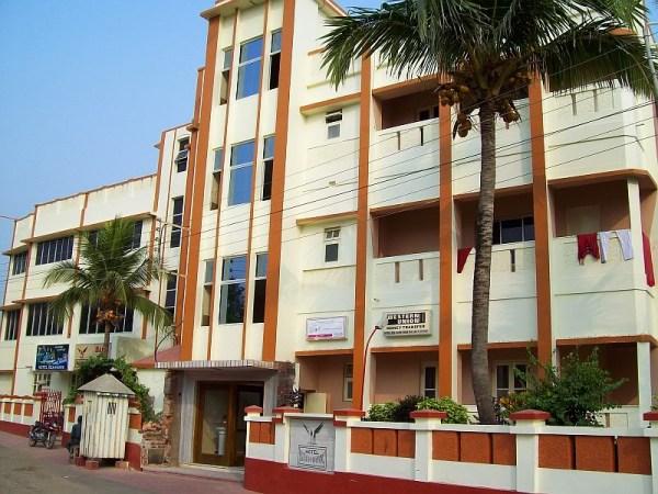 Hotels at Digha