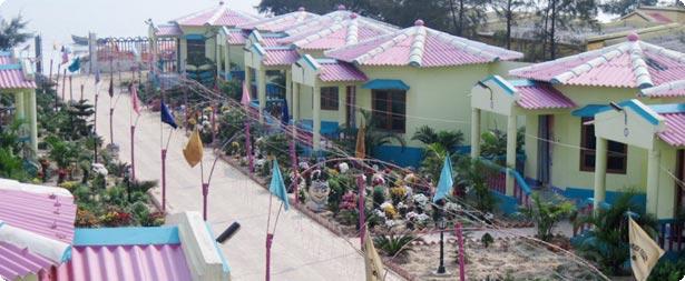 mandarmani hotel  liv sea valley  u0995 u09cb u09b2 u09be u09b9 u09b2 kolahal travel guide