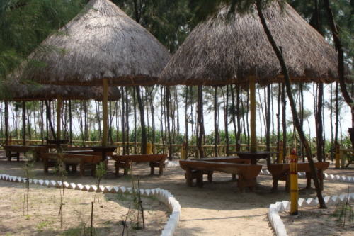 Sana beach, Mandarmoni, Mednipur(E)